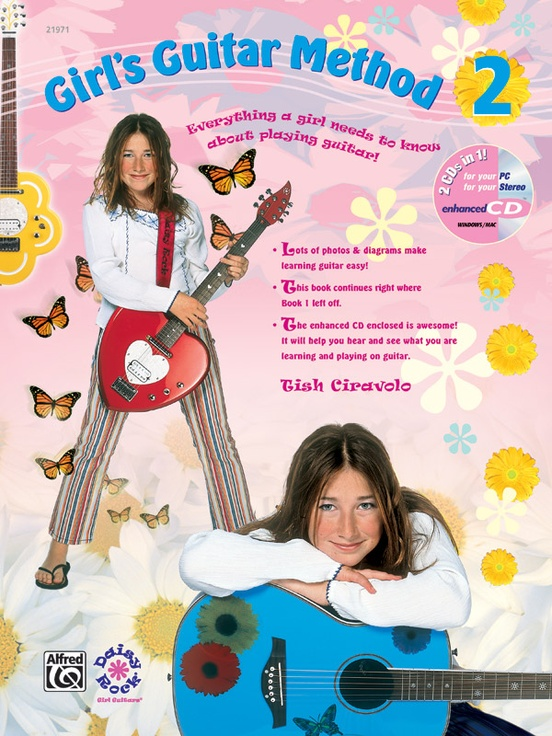 Girl's Guitar Method 2