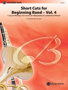 Short Cuts for Beginning Band -- Vol. 4