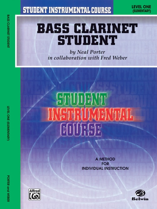 Student Instrumental Course: Bass Clarinet Student, Level I