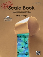 Not Just Another Scale Book, Book 1