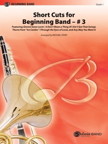 Short Cuts for Beginning Band -- #3