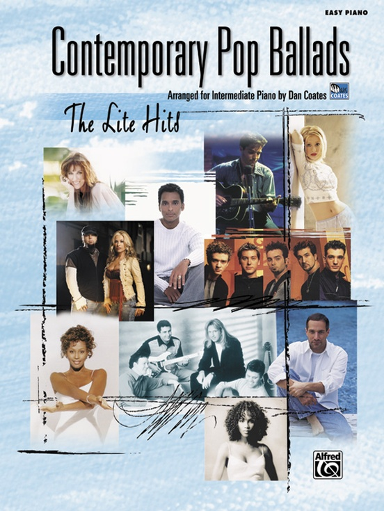 Contemporary Pop Ballads