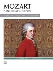 Mozart, Piano Sonatas, K. 331 & K. 457