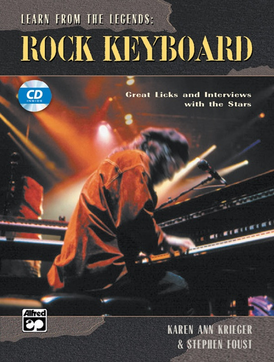 Learn from the Legends: Rock Keyboard