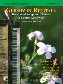 The Young Pianist's Library: Gershwin Recital Pieces, Book 14B