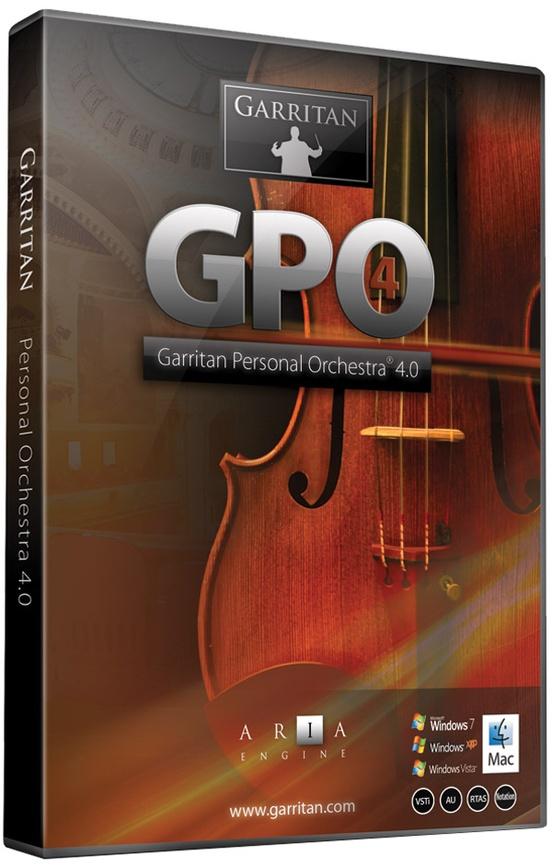 Garritan Personal Orchestra® 4