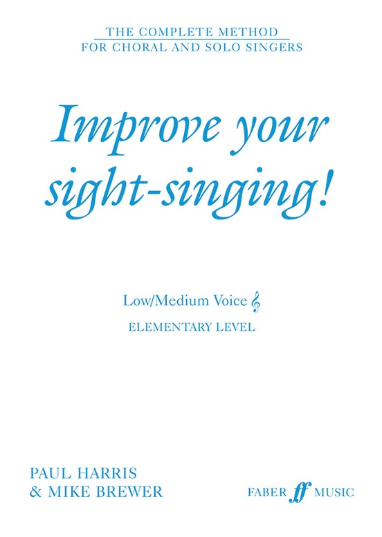 Improve Your Sight-Singing!