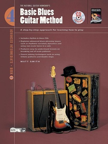 Basic Blues Guitar Method, Book 4