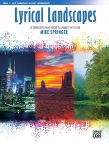 Lyrical Landscapes, Book 1