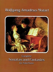 Sonatas and Fantasies for Solo Piano