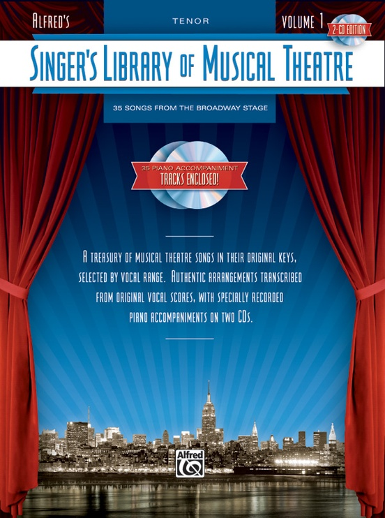 Singer's Library of Musical Theatre, Vol. 1