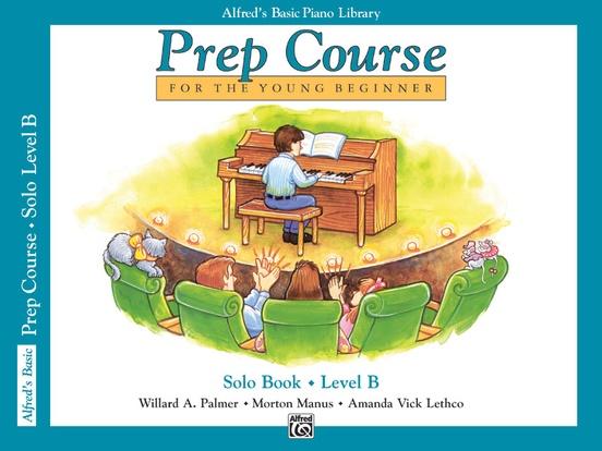 Alfred's Basic Piano Prep Course: Solo Book B
