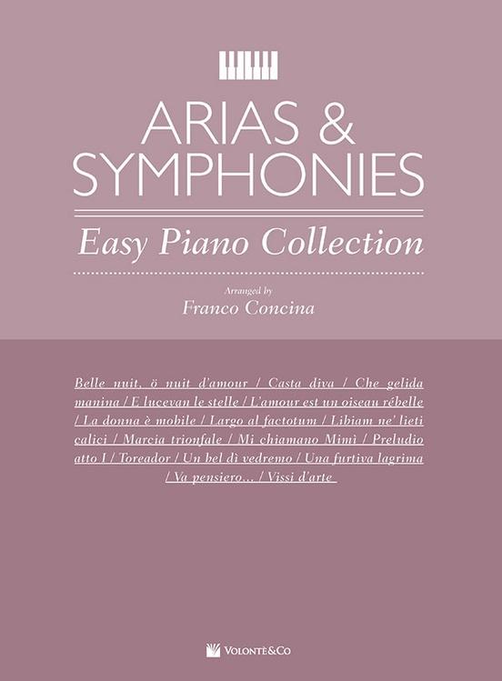 Arias and Symphonies (International Edition)