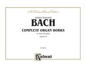 Complete Organ Works, Volume IX