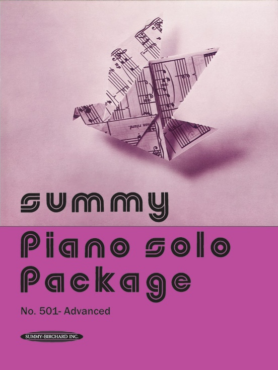 Summy Solo Piano Package, No. 501