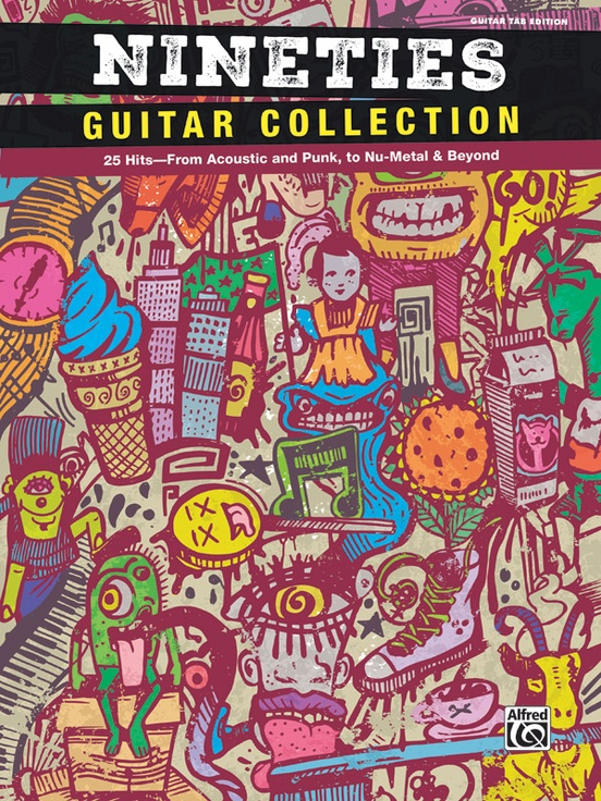 Nineties Guitar Collection