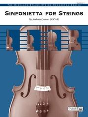 Sinfonietta for Strings