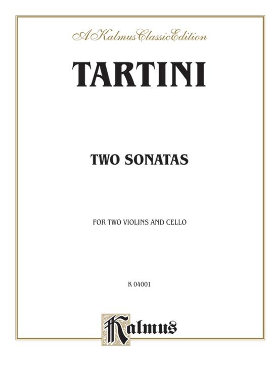 Two Sonatas for String Trio