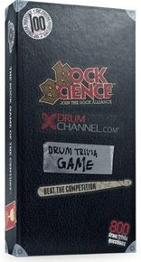 Rock Science DrumChannel.com Drum Trivia Game