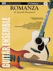 Belwin's 21st Century Guitar Ensemble Series: Romanza
