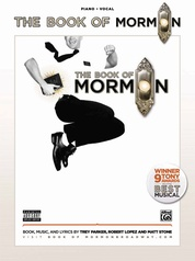 The Book of Mormon: Sheet Music from the Broadway Musical