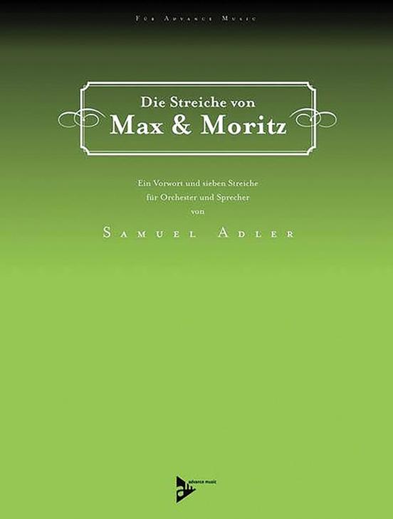 Die Streiche von Max & Moritz