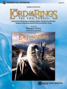 <I>The Lord of the Rings: The Two Towers,</I> Symphonic Suite from