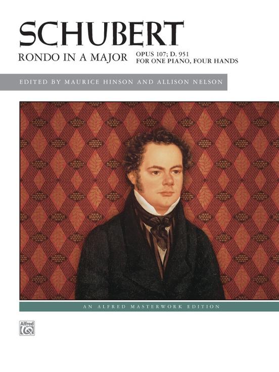 Schubert: Rondo in A Major, Opus 107, D. 951