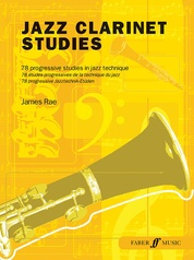 Jazz Clarinet Studies