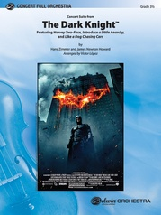 The Dark Knight, Concert Suite from