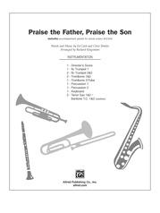 Praise the Father, Praise the Son