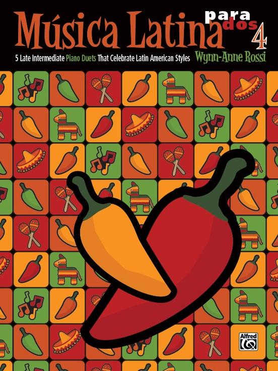 Música Latina para dos, Book 4