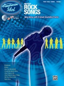 American Idol® Presents: Volume 5, Rock Songs