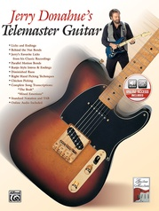 Jerry Donahue's Telemaster Guitar