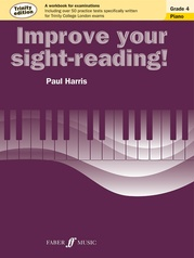 Improve Your Sight-Reading! Trinity Edition, Grade 4
