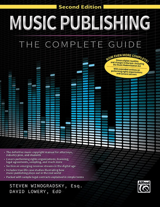 Music Publishing: The Complete Guide (Second Edition)