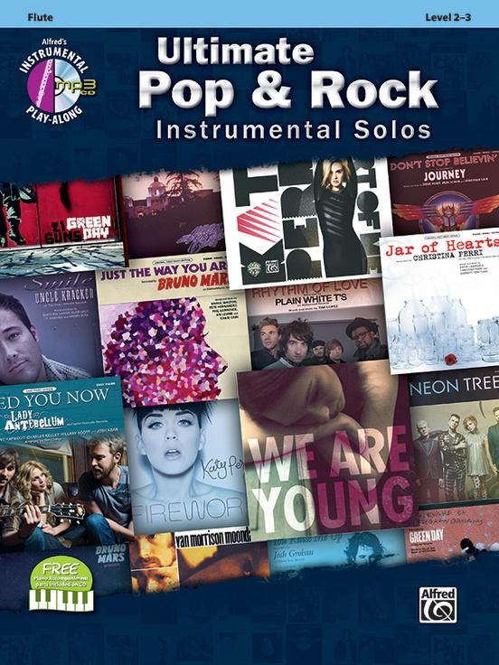 Ultimate Pop & Rock Instrumental Solos