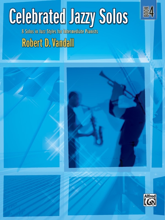 Celebrated Jazzy Solos, Book 4
