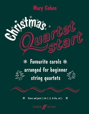 Christmas Quartetstart