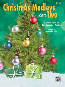 Christmas Medleys for Two, Book 1