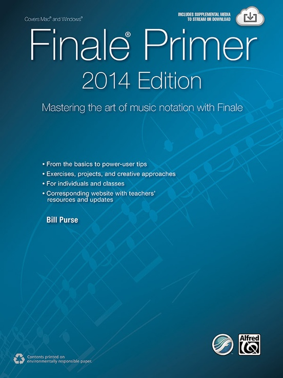 Finale® Primer: 2014 Edition