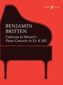 Cadenzas to Mozart's Piano Concerto in E-Flat (K482)