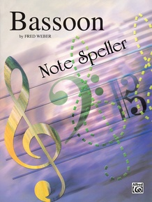 Bassoon Note Speller