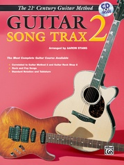 Belwin's 21st Century Guitar Song Trax 2