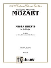Missa Brevis in D Major, K. 194