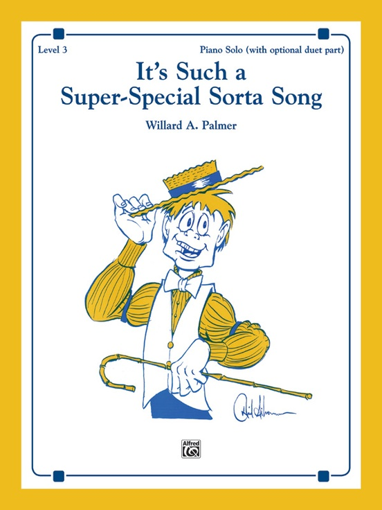 It's Such a Super-Special Sorta Song!