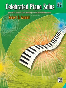 Celebrated Piano Solos, Book 2