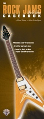 Guitar Casebook Series: The Rock Jams Casebook