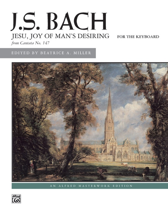 J. S. Bach: Jesu, Joy of Man's Desiring