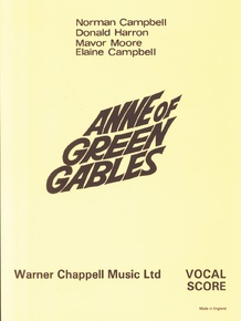 Anne of Green Gables: Vocal Score